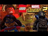 Thumbnail Image for Robertson Family: Testing Lego Marvel Super Heroes 2