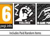 Thumbnail Image for New PEGI Information For In-Game 'Random Items'